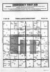 Map Image 055, Winnebago County 1985 Published by Farm and Home Publishers, LTD